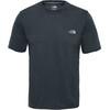The North Face Reaxion Amp - Camiseta manga corta Hombre - gris